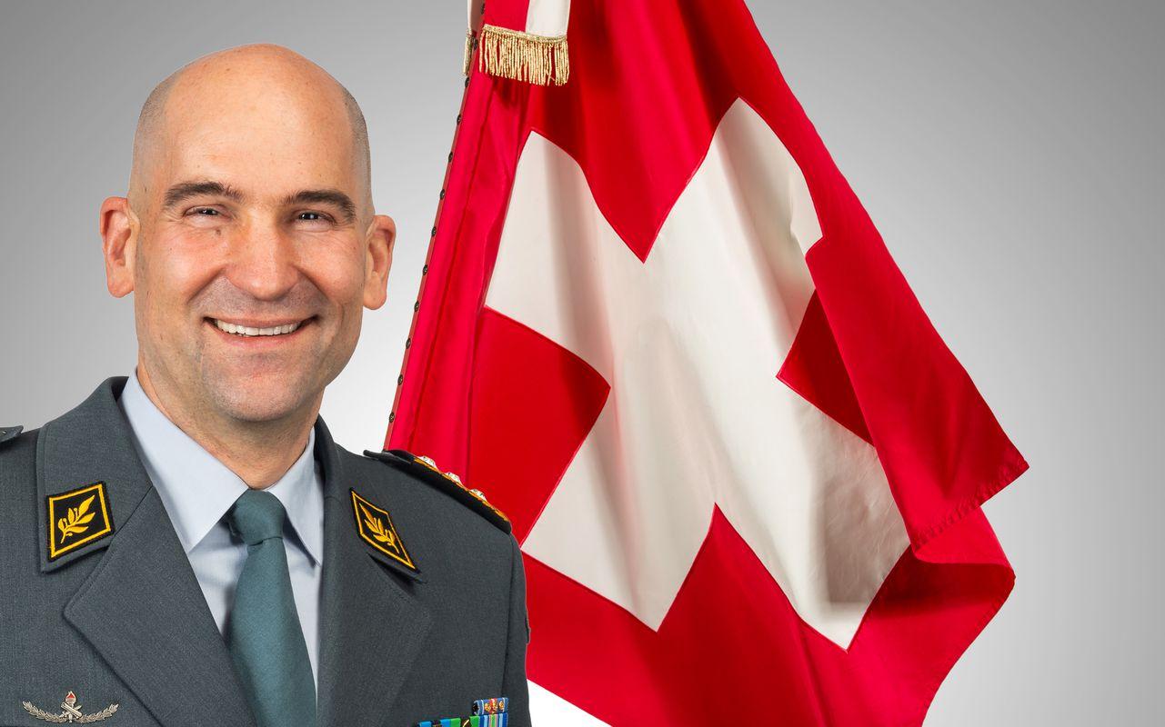 Süssli Thomas, comandante dell'esercito